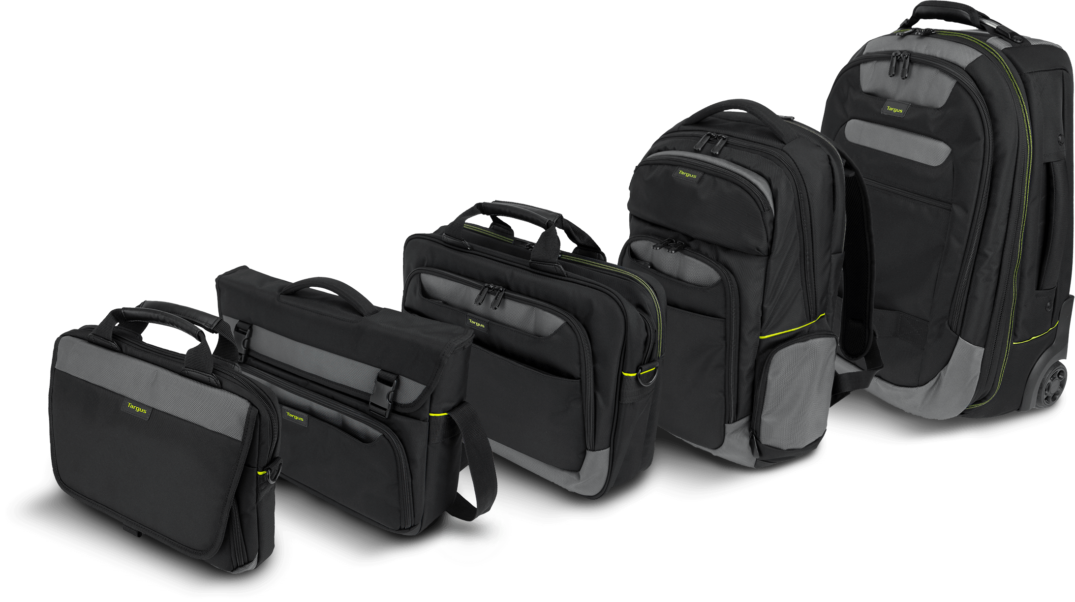 Targus City Gear Bag Collection