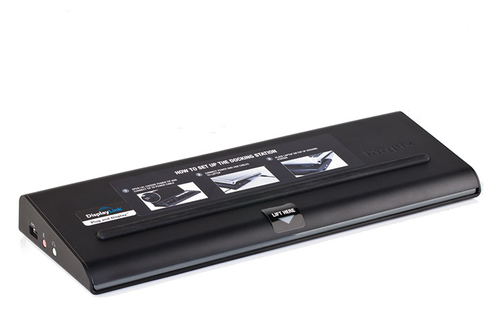 Dual Video 2k with Built In Power Universal Docking Station ACP77EU