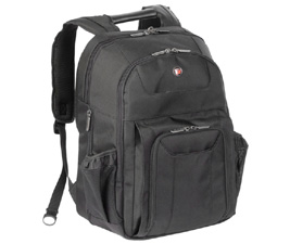 """Targus Checkpoint-Friendly 15.4"""" Corporate Traveler Backpack"""