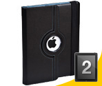 Targus Versavu™ Case & Stand for iPad® 2
