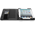 Targus Business Folio with Stand for The new iPad® (Black/Lychee)