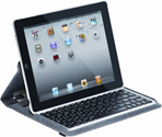Targus Versavu� Keyboard Case for The new iPad� (Bone White)