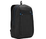 Backpack - Mochila Negro-Azul de 14