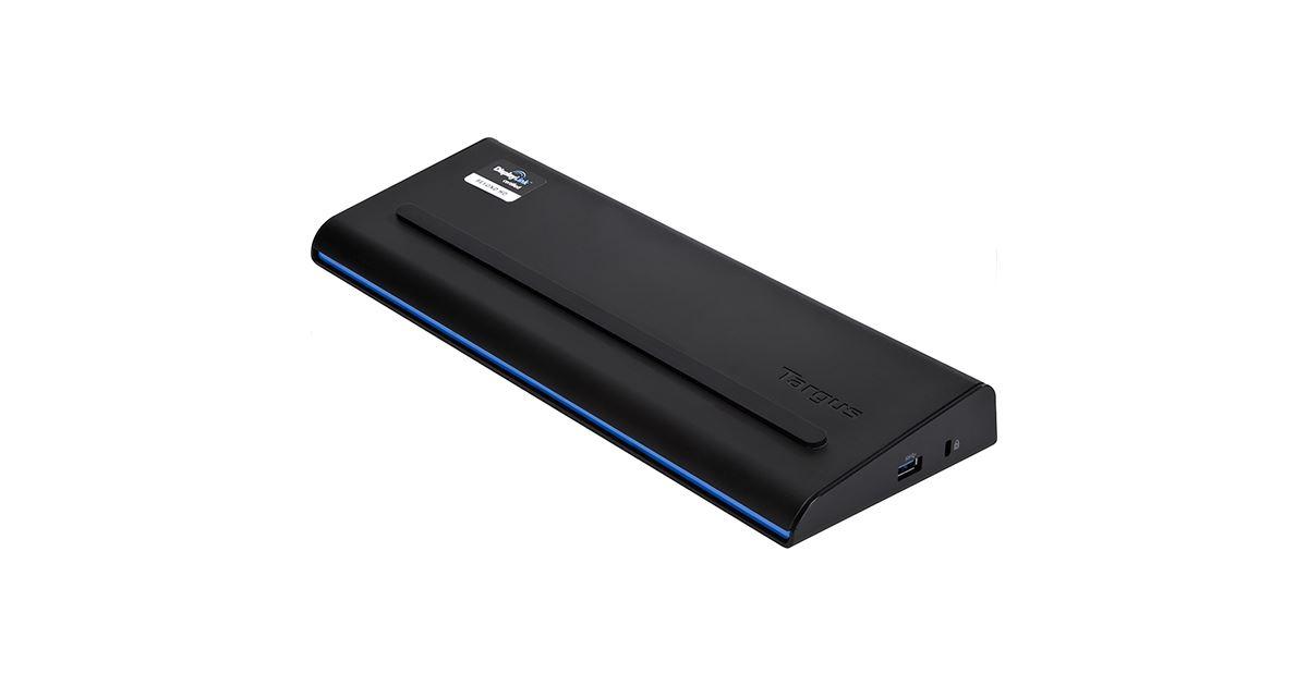 Universal USB 3 0 DV Docking Station with Power